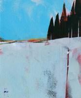 Snow Field Fine-Art Print