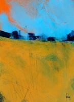 Tiny Orange Sun Fine-Art Print