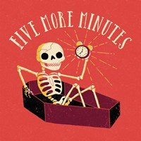 Five More Minutes Fine-Art Print