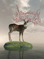 The Guardian of Spring Fine-Art Print