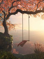 Tree Swing Fine-Art Print