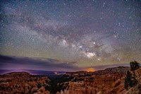 Milky Way over Bryce Canyon Fine-Art Print