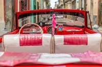 50's Car, Havana Fine-Art Print