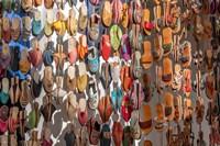 Moroccan Sandals Fine-Art Print