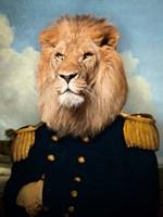 Le Lion Fine-Art Print