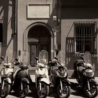 Tuscan Bikes Fine-Art Print