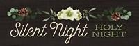 Silent Night, Holy Night Fine-Art Print