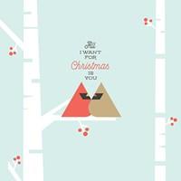 All I Want for Christmas Fine-Art Print