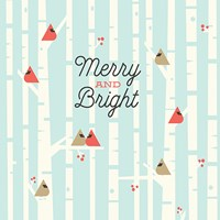 Merry and Bright Fine-Art Print