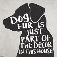 Dog Fur Fine-Art Print