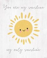 Only Sunshine Fine-Art Print