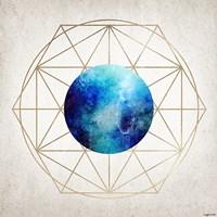 Geo Planet III Fine-Art Print