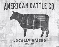 Cattle Co. Fine-Art Print
