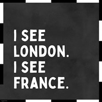 I See London Fine-Art Print