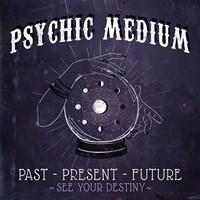 Psychic Medium Fine-Art Print