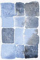 Blue Abstract II Fine-Art Print