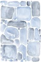 Blue Abstract VI Fine-Art Print