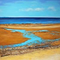Blue Horizon Fine-Art Print