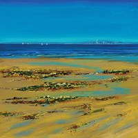 Coastal Colour Strip I Fine-Art Print