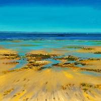 Coastal Colour Strip II Fine-Art Print