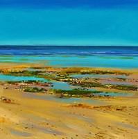 Coastal Colour Strip III Fine-Art Print