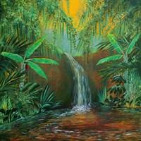 Jungle Pool Fine-Art Print