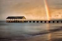 Rainbow Pier II Fine-Art Print