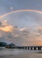 Rainbow Pier IV Fine-Art Print