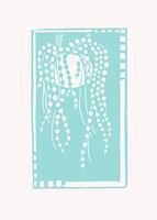 Mint String of Pearls Fine-Art Print