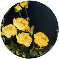 Yellow Roses Fine-Art Print