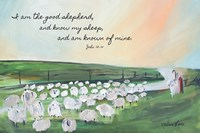 Parable of the Lost Sheep Fine-Art Print