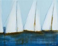 Sailboats Fine-Art Print