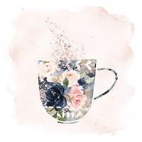 Floral Mug Fine-Art Print