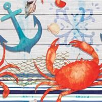 New England Pattern Fine-Art Print