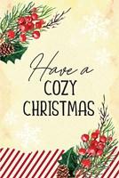Cozy Christmas Fine-Art Print