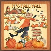 It's Fall Y'all Fine-Art Print