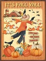 It's Fall Y'all II Fine-Art Print