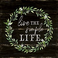 Simple Life Fine-Art Print