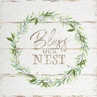 Bless Our Nest Fine-Art Print