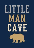 Little Man Cave Fine-Art Print