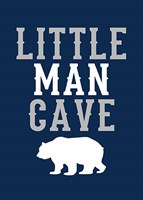 Little Man Cave Fine-Art Print