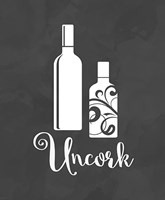 Uncork Fine-Art Print