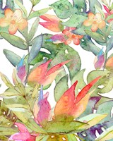 Tropical Watercolor Fine-Art Print