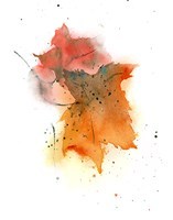 Fall Leaves IV Fine-Art Print