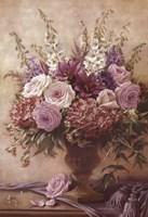 Symphony Bouquet II Fine-Art Print