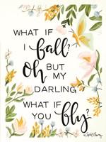 What if I Fall Fine-Art Print