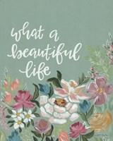 What a Beautiful Life Fine-Art Print