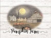 Pumpkin Farm Fine-Art Print