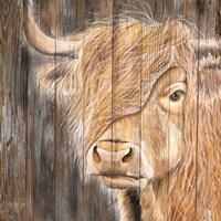 A Windy Day on the Farm Fine-Art Print