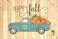 Happy Fall Fine-Art Print